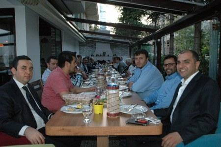 Kaymakamlıktan iftar yemeği galerisi resim 1