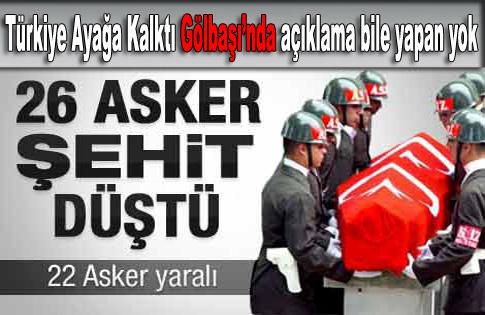 Türkiye Ayağa Kalktı Gölbaşı'nda Açıklama Bile Yapan Yok