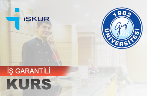 İŞ GARANTİLİ KURS