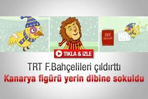 TRT rengini belli etti