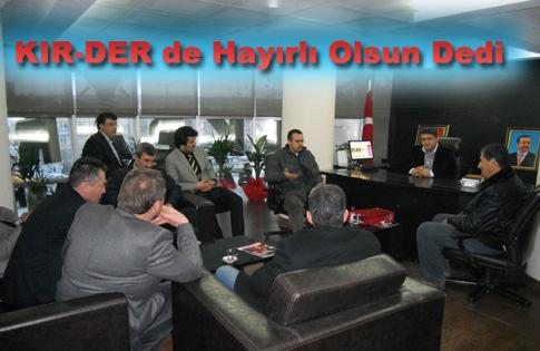 AK Parti Gölbaşı İlçe Başkanı Osman Karaaslana Ziyaretler Devam Ediyor