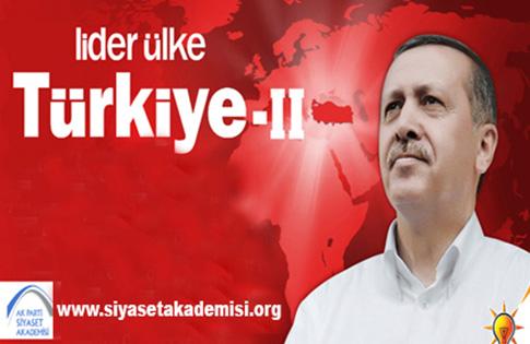 Lider Ülke: Türkiye