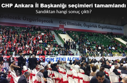 Ankara seçimleri sonuçlandı