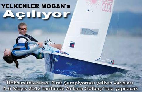 Yelkenler MOGANa Açılıyor
