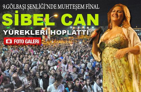 Sibel Can ile muhteşem final