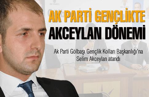 AK Parti Gölbaşı Gençlik Yeni Dönem