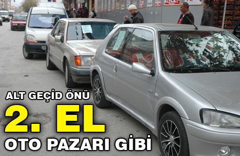2. EL OTO PAZARI GİBİ