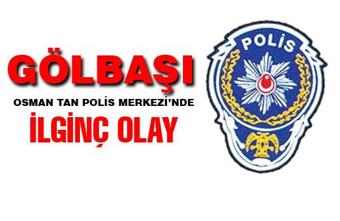 Polis taciz etti iddiası