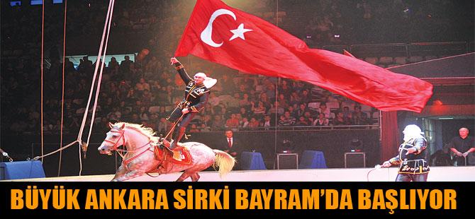 Büyük Ankara Sirki başlıyor 82