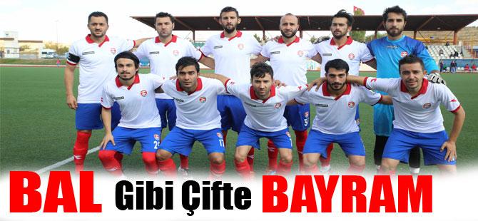 BAL GİBİ BAYRAM..