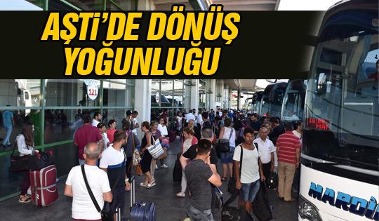 Ankaralılar iş başı için döndü