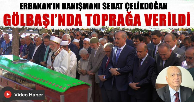 Prof. Dr. Sedat Çelikdoğan son yolculuğuna uğurlandı
