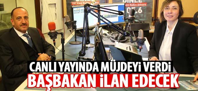 Başkan Duruay, Konya Yolu müjdesini verdi