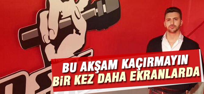 Ercan ÖZALP O Ses Türkiye sahnesinde