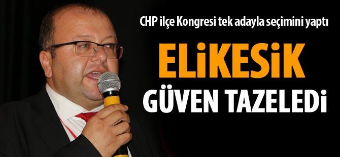 CHP İlçe Kongresi gerçekleşti