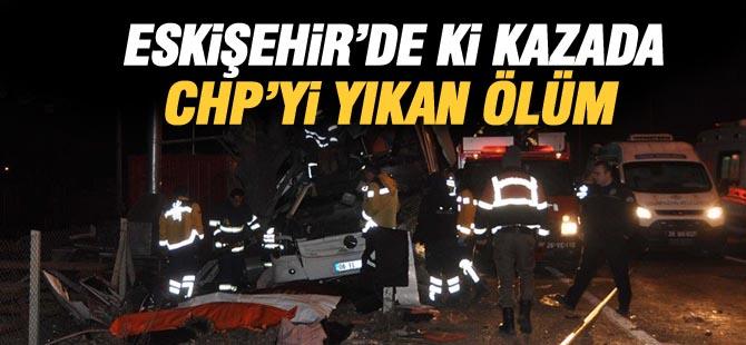 Eskişehir'de ki kaza Gölbaşı'ndan 4 kişi hayatını kaybetti