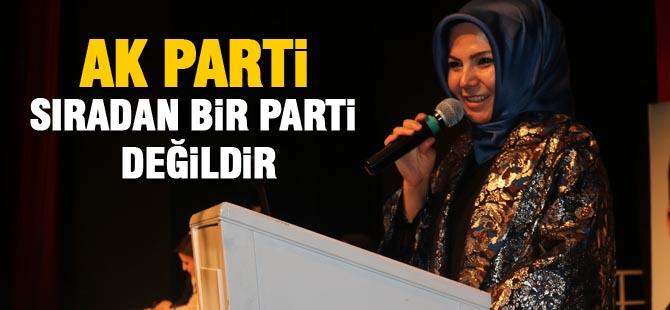 """Elif Özer; """"AK Parti'yi engelleyenler var"""""""