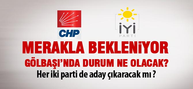 CHP-İYİ Parti ittifakı nihayet