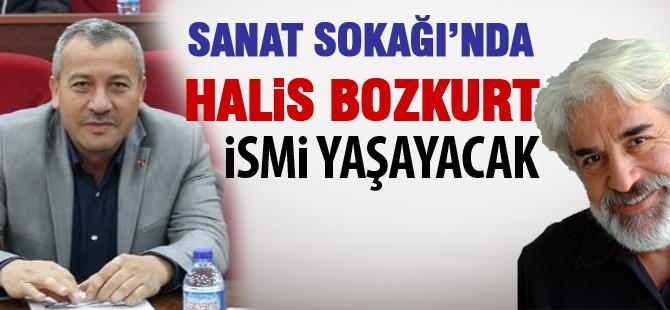 Mehmet Aktay'dan Halis Bozkurt önerisi