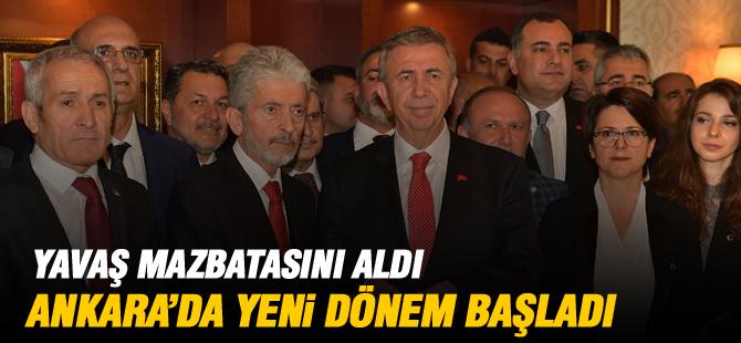 Ankara'nın yeni Başkanı Mansur Yavaş