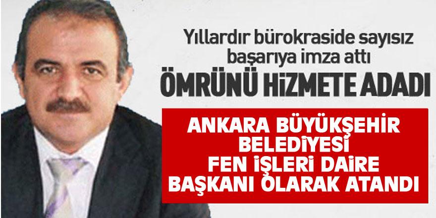 Erol Gündüz'e Büyükşehir'de kritik görev