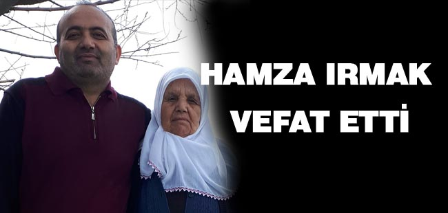 Hamza Irmak Vefat Etti
