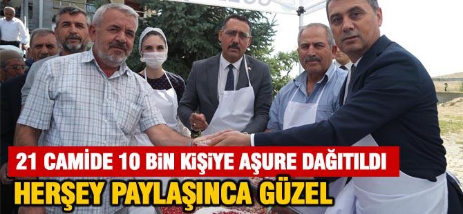 'HER ŞEY PAYLAŞINCA GÜZEL'