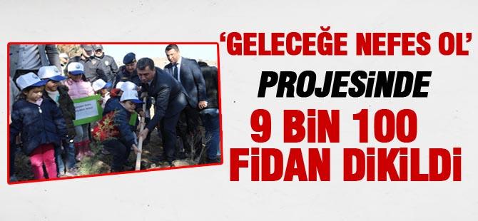 GÖLBAŞI GELECEĞE NEFES VERDİ!