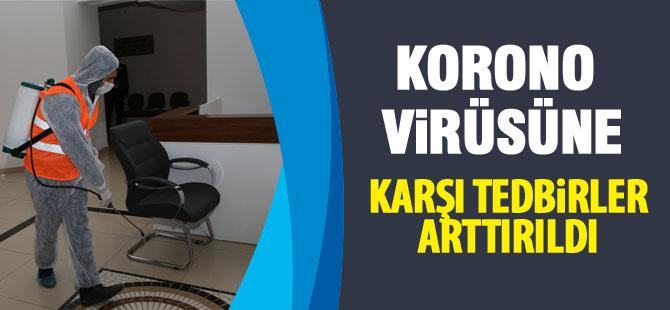 Korona Virisüne karşı dezenfekte