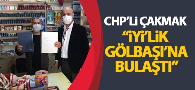 CHP'li Hüseyin Çakmak: 'İyilik Gölbaşı'na da bulaştı'