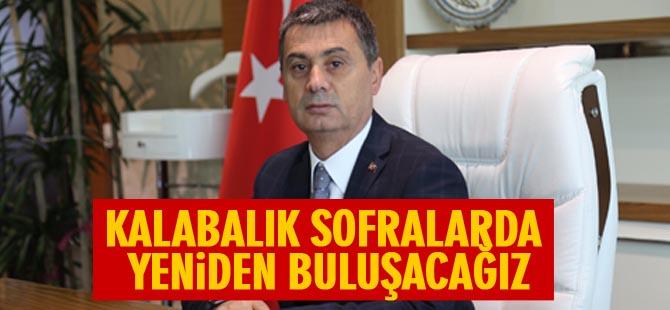 Başkan Şimşek'ten Ramazan Bayramı mesajı