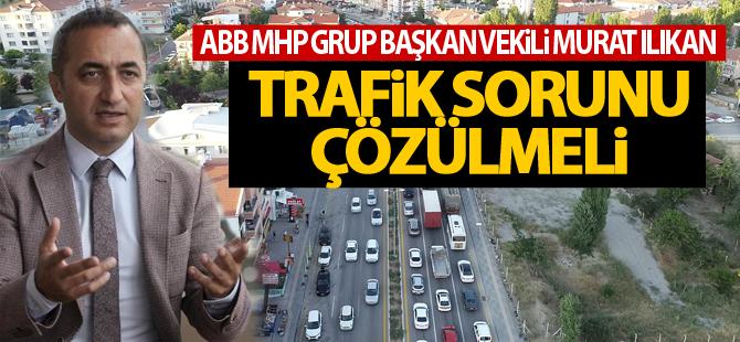 MHP'li Ilıkan'dan Haymana yolu için çağrı