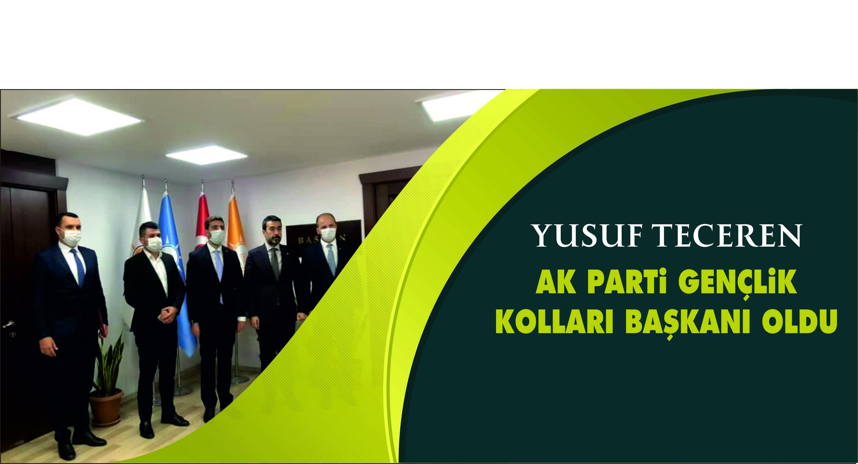 AK Parti Gençlik Kollarına yeni isim