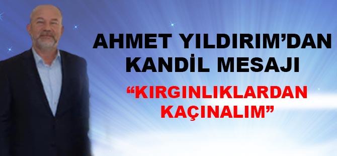 Ahmet Yıldırım'dan Kandil mesajı