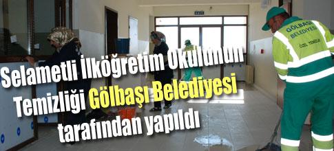 """""""TEMİZ OKUL, KALİTELİ EĞİTİM"""""""