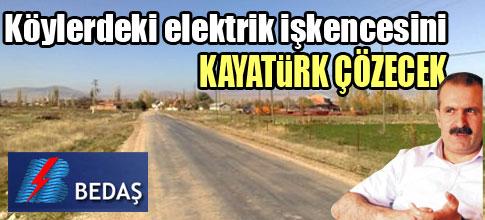 KÖYLERDE ELEKTRİK İŞKENCESİ