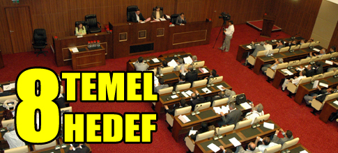 8 TEMEL HEDEF