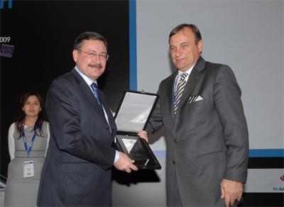 Bilişim'09 Jüri Özel Ödülü Büyükşehir'in