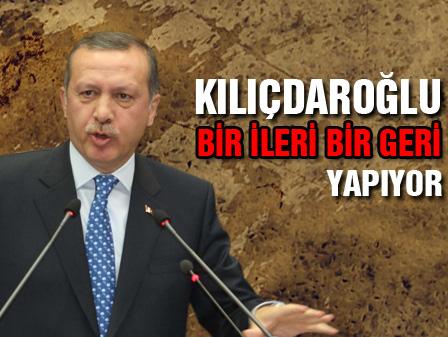 Kılıçdaroğluna yüklendi