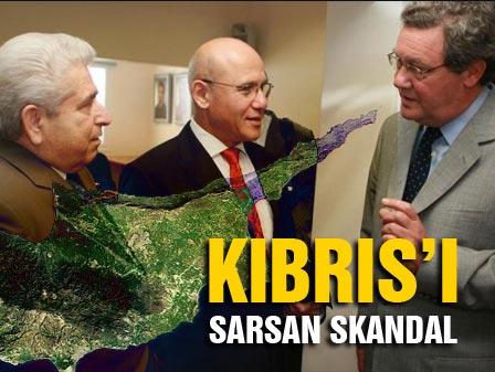 Kıbrısı sarsan skandal