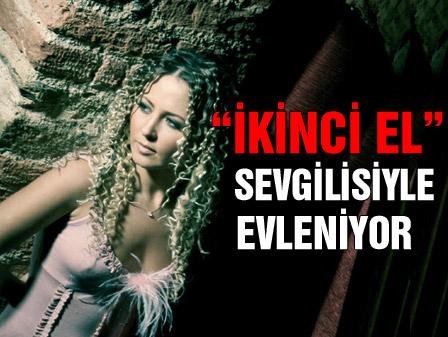 Pınar Aylin evleniyor