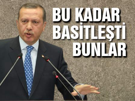Başbakan Erdoğan, muhalefetin Geri dön çağrısına yanıt verdi.