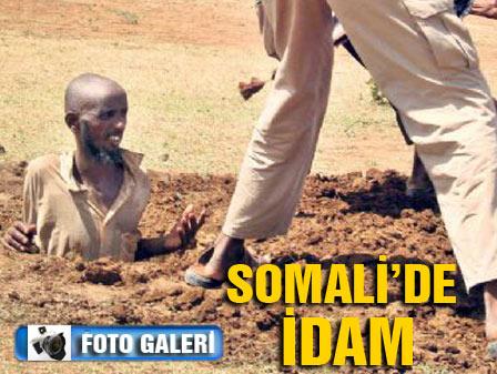 Somalide idam dehşeti