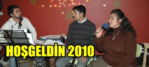 Hoşgeldin 2010