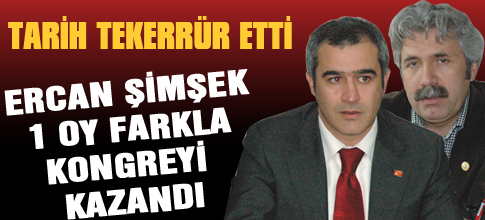 TARİH TEKERRÜR ETTİ