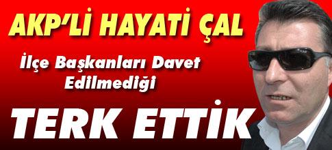 HERKES DAVET EDİLMELİYDİ