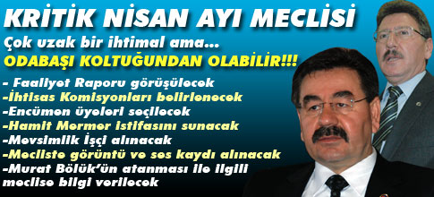 KRİTİK MECLİS TOPLANTISI