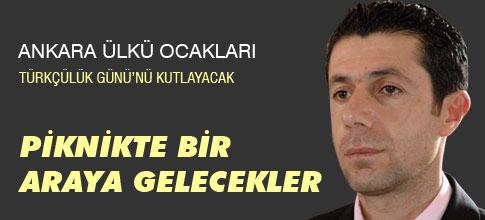 Ülkü Ocağı Türkçülük Günü'nü kutlayacak.