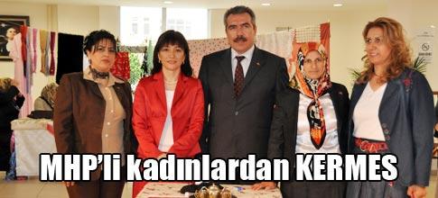 Gölbaşı MHP Kadın Kollarının Renkli Kermesi
