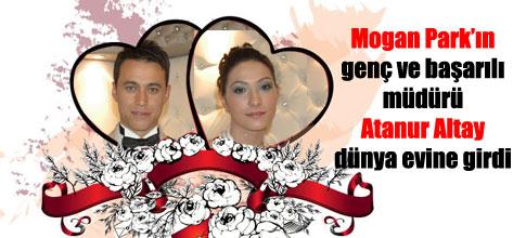 Altay ailesinin mutlu günü